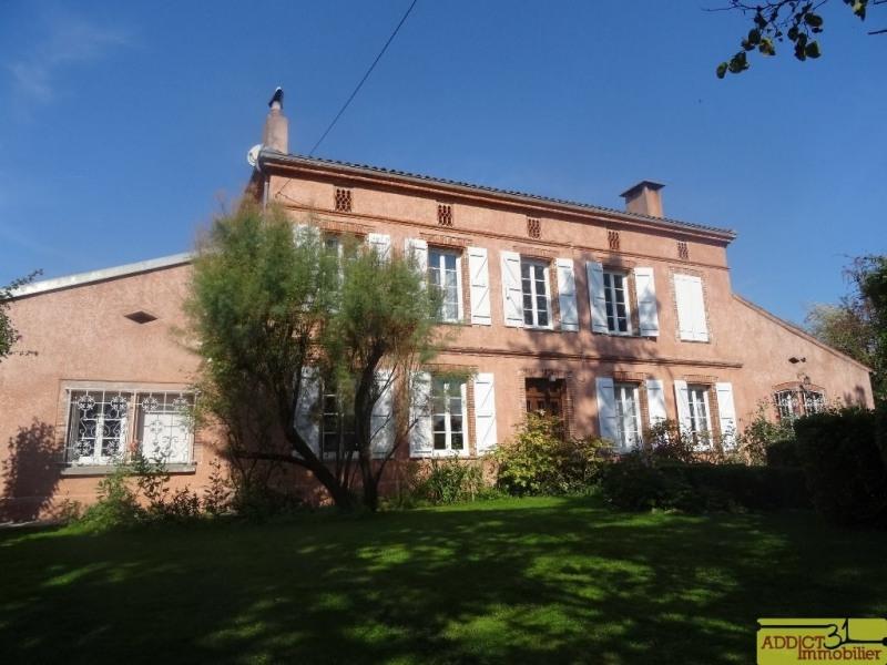 Vente de prestige maison / villa Montastruc-la-conseillere 655000€ - Photo 1