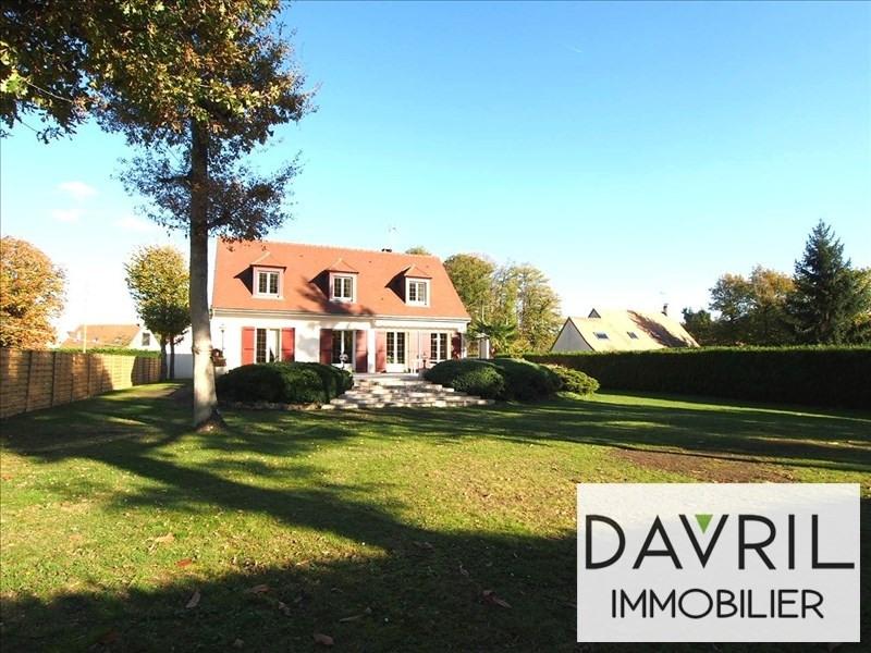 Sale house / villa Triel sur seine 524500€ - Picture 2