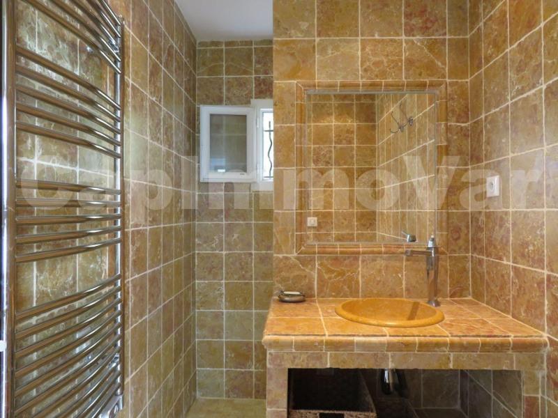 Vente maison / villa Le beausset 495000€ - Photo 12
