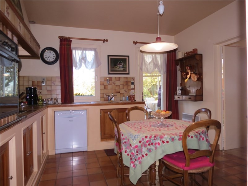 Vente maison / villa Chauvry 470000€ - Photo 4