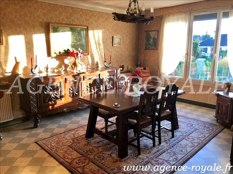 Vente maison / villa Mareil marly 595 000€ - Photo 2