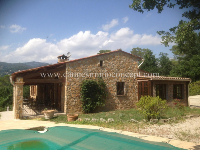 Deluxe sale house / villa Fayence 795 000€ - Picture 2
