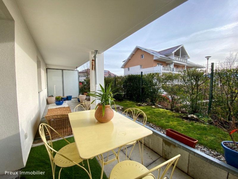 Vente appartement Poisy 316 000€ - Photo 2