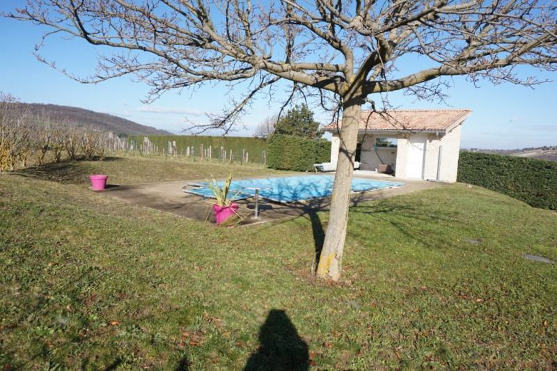 Vente maison / villa Saint romain en gal 355000€ - Photo 3