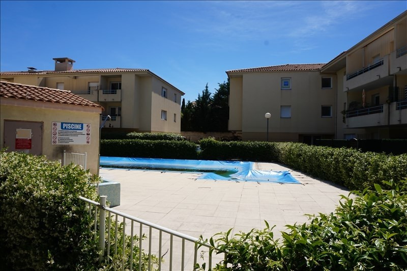 Sale apartment Montpellier 120 000€ - Picture 1