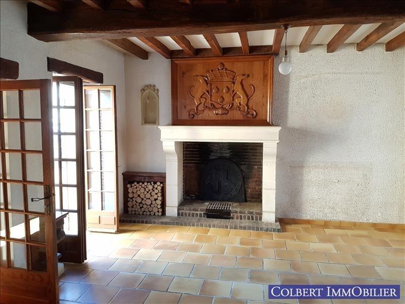 Vente maison / villa Seignelay 99000€ - Photo 2