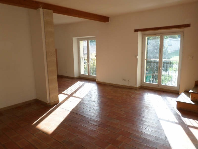 Verhuren  appartement Alleins 550€ CC - Foto 1