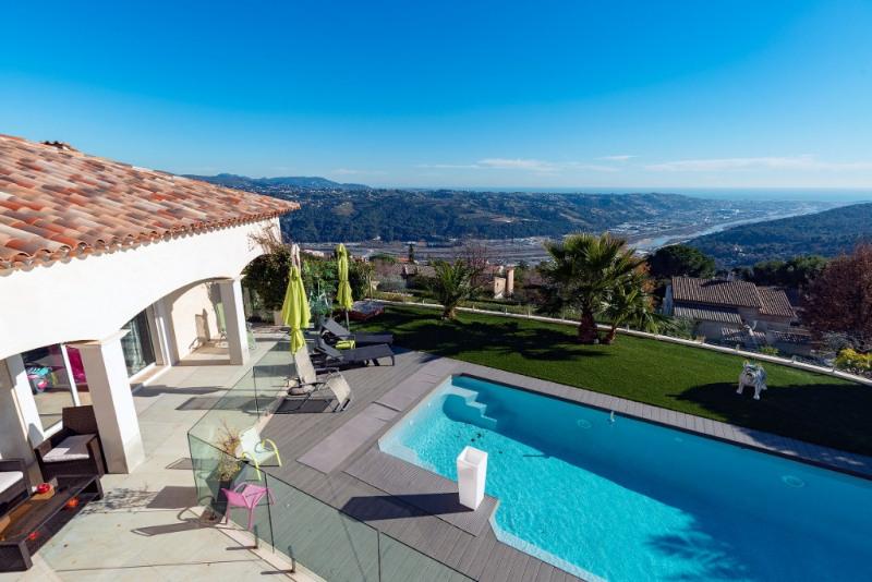 Immobile residenziali di prestigio casa Gattieres 1155000€ - Fotografia 18