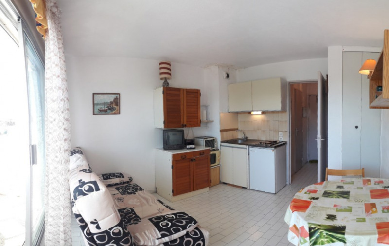 Vente appartement Le grau du roi 91 000€ - Photo 1