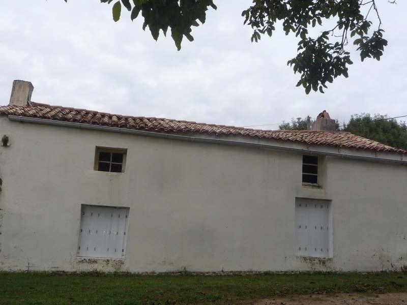 Vente maison / villa Exireuil 18950€ - Photo 7