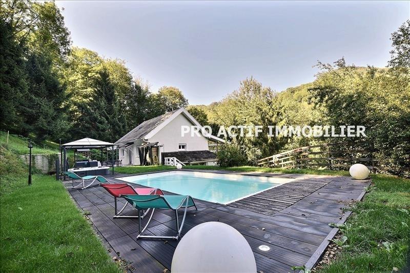 Vente maison / villa St martin d'uriage 499000€ - Photo 1