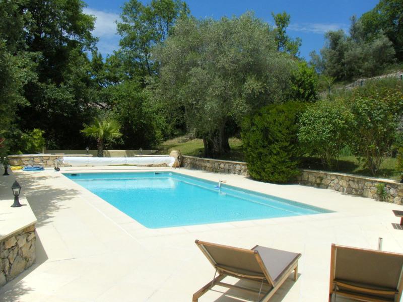 Verkauf von luxusobjekt haus Montauroux 525000€ - Fotografie 2
