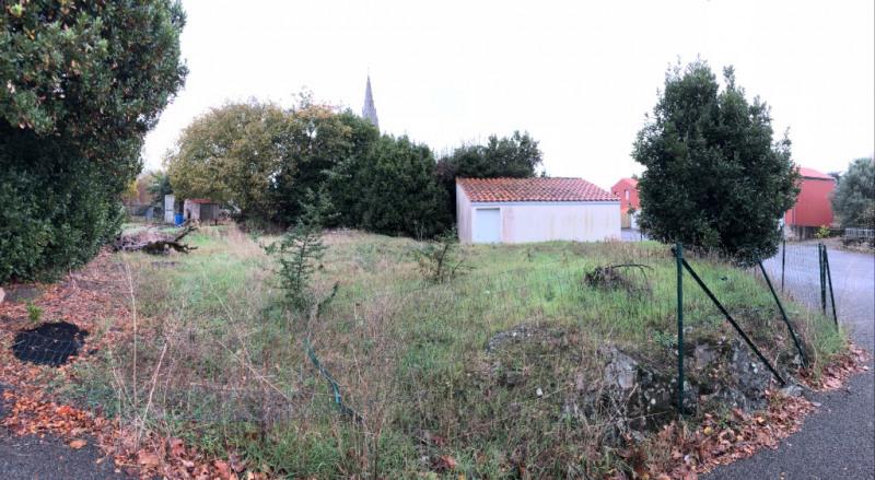 Vente terrain La limouziniere 41000€ - Photo 1