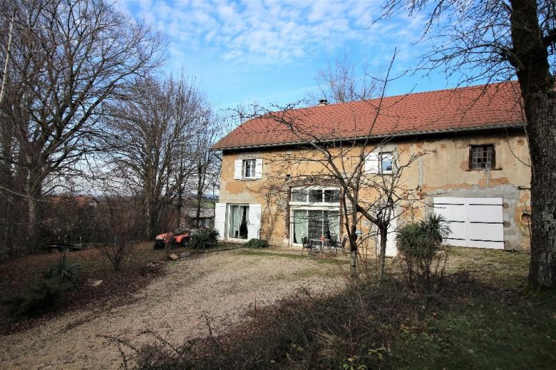Sale house / villa Avressieux 220000€ - Picture 1