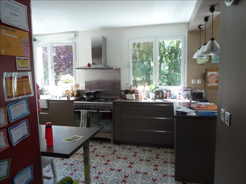 Vente de prestige maison / villa Le pecq 1140000€ - Photo 6