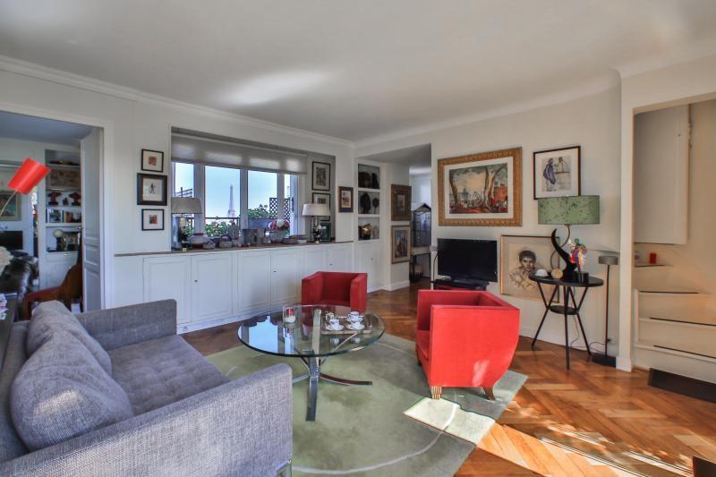 Deluxe sale apartment Paris 16ème 1180000€ - Picture 7