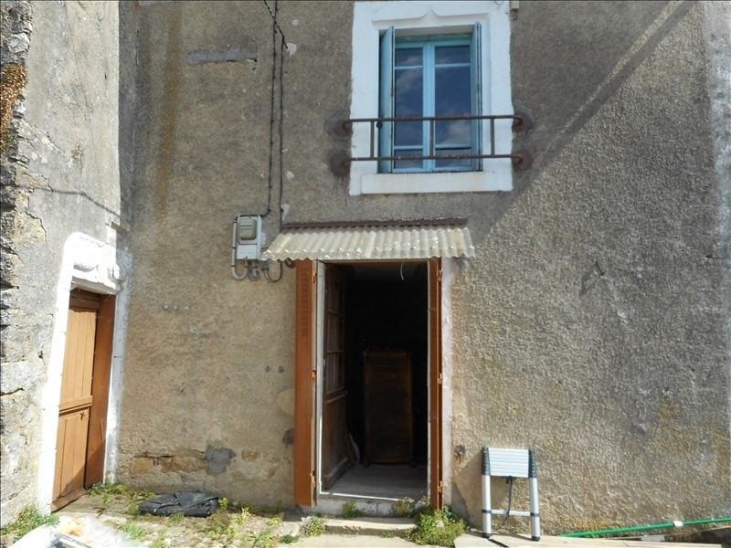 Vente maison / villa Exoudun 90100€ - Photo 10
