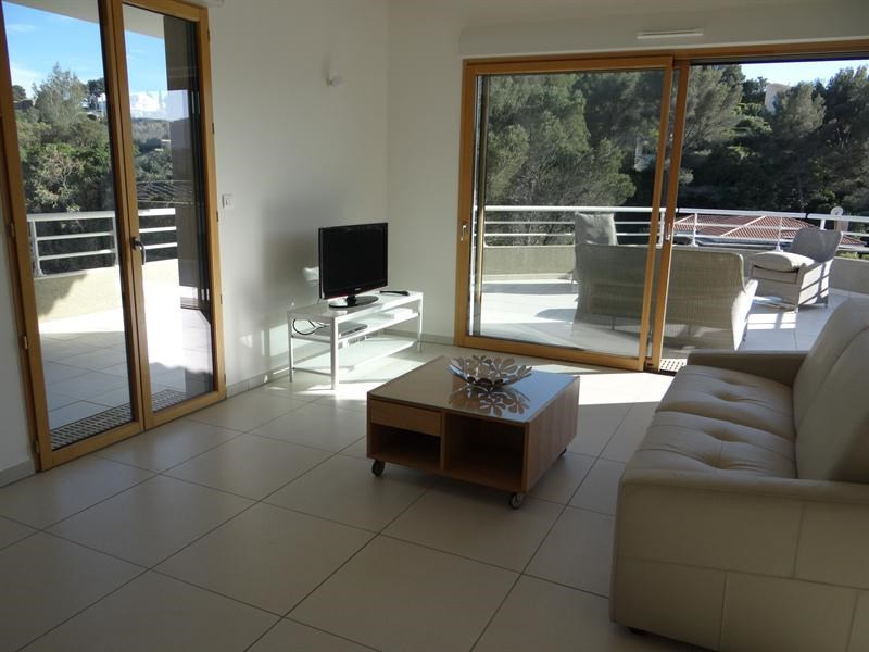 Vacation rental apartment Cavalaire 600€ - Picture 8