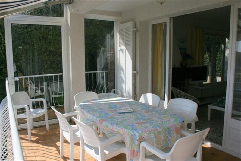 Vacation rental house / villa Les issambres 2750€ - Picture 4