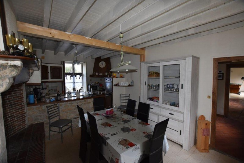 Verkoop  huis Beuzeville la bastille 286500€ - Foto 3