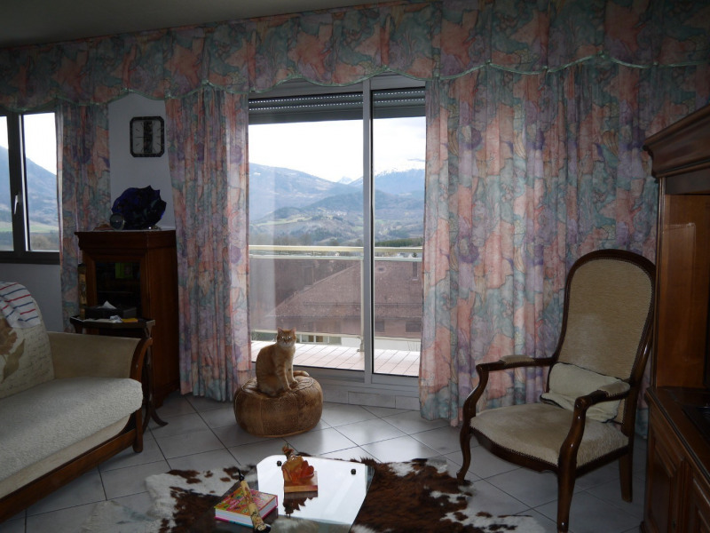 Life annuity apartment La mure 56 800€ - Picture 2