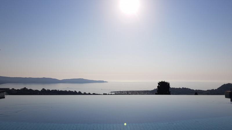Vacation rental house / villa Cavalaire sur mer 4800€ - Picture 21