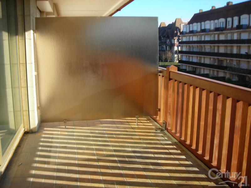 Verkoop  appartement Deauville 167000€ - Foto 4