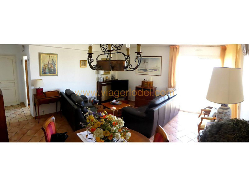 Viager appartement Cannes 48000€ - Photo 2