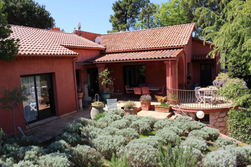 Immobile residenziali di prestigio casa Berre les alpes 595000€ - Fotografia 14