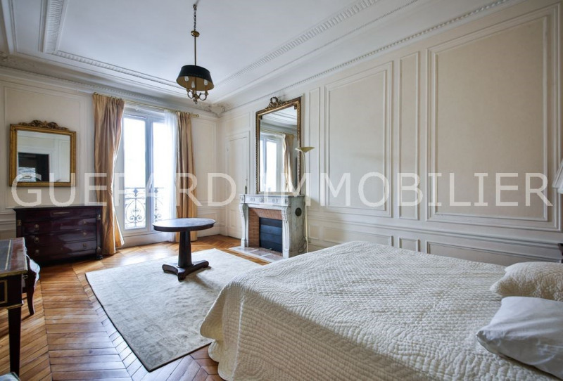 Vente de prestige appartement Paris 16ème 3 220 000€ - Photo 7