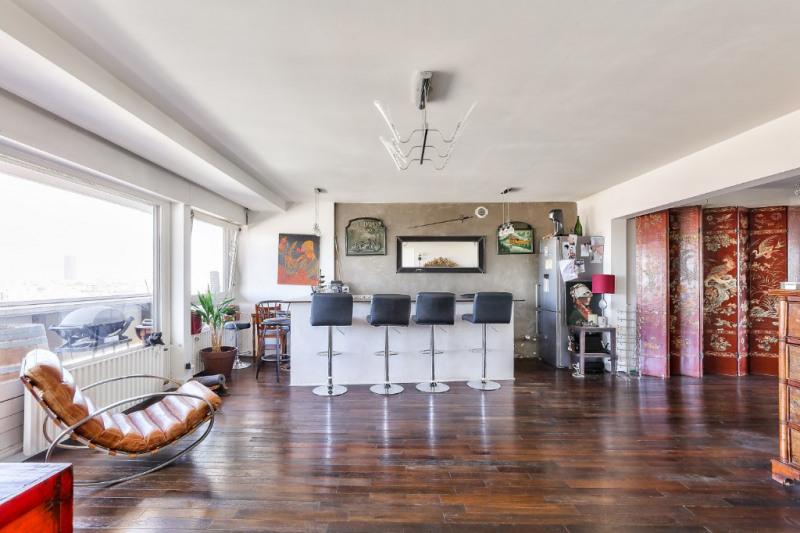 Vente de prestige appartement Paris 13ème 1550000€ - Photo 7