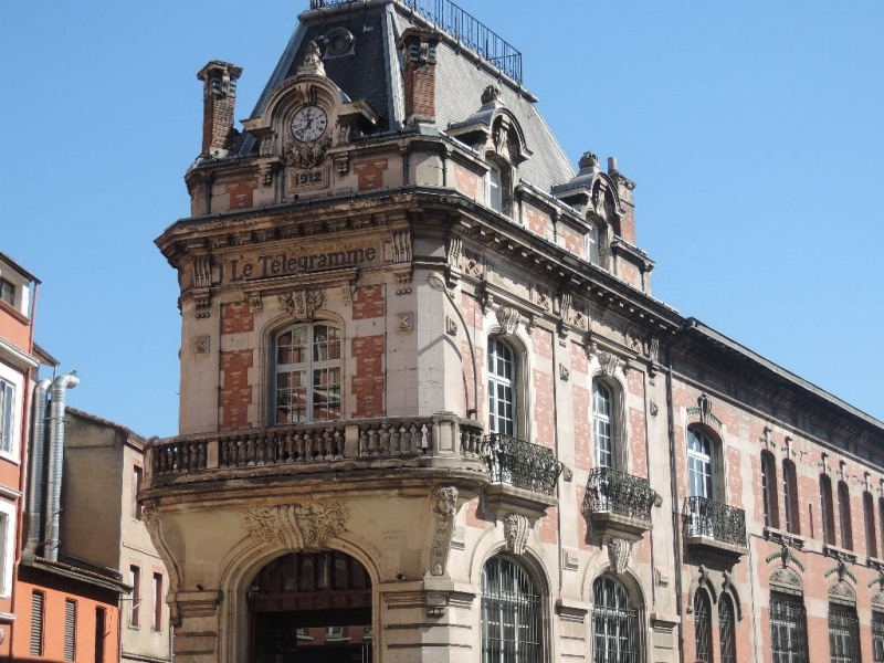 Sale apartment Toulouse 624000€ - Picture 1