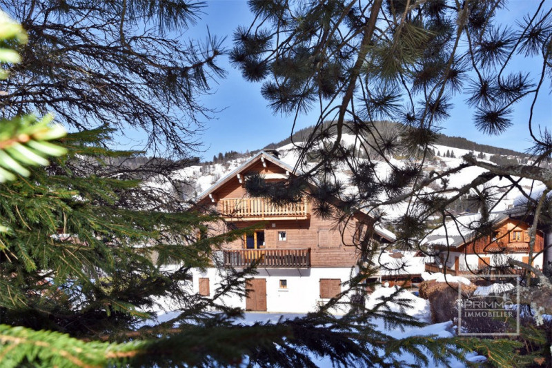 Sale apartment Megeve 470 000€ - Picture 1