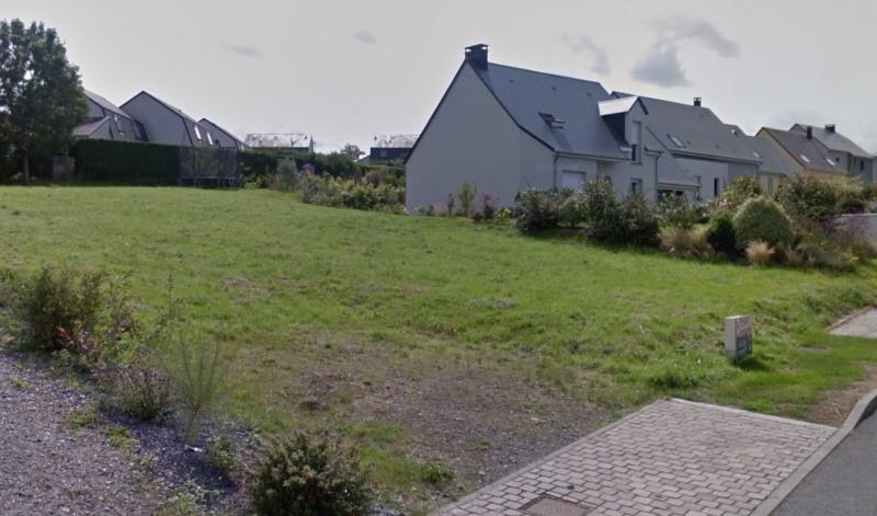 Revenda terreno Torigni sur vire 34500€ - Fotografia 2