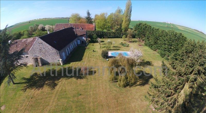 Sale house / villa Nangis proche 367500€ - Picture 2