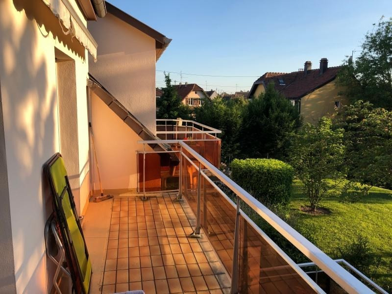 Rental apartment Illkirch graffenstaden 1140€ CC - Picture 7