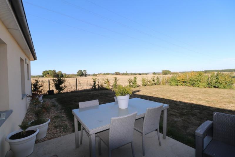 Vente maison / villa Courville sur eure 139000€ - Photo 8
