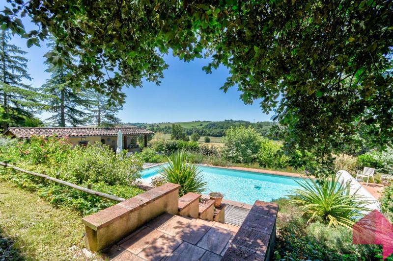 Deluxe sale house / villa Caraman  secteur 555000€ - Picture 1