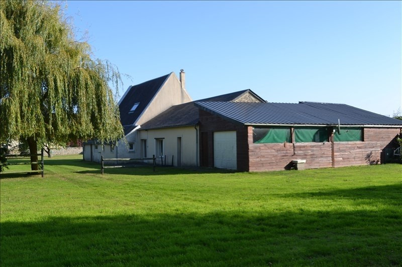 Vente maison / villa Port en bessin huppain 264 000€ - Photo 1