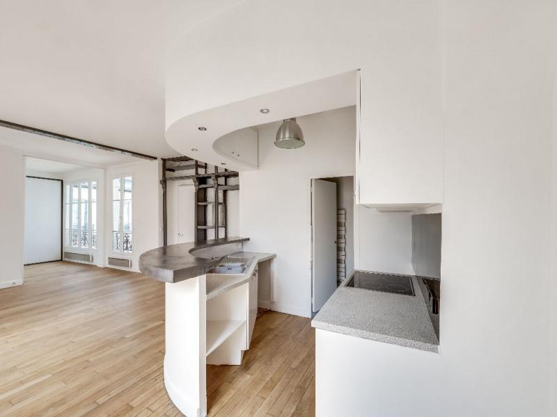 Verkoop  appartement Paris 3ème 655000€ - Foto 2