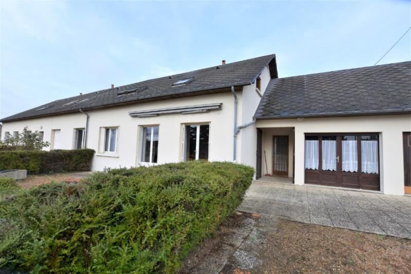 Sale house / villa Besse sur braye 172000€ - Picture 1