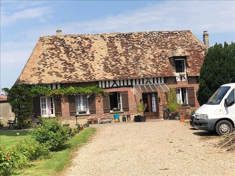 Vente maison / villa Tourny 190200€ - Photo 1