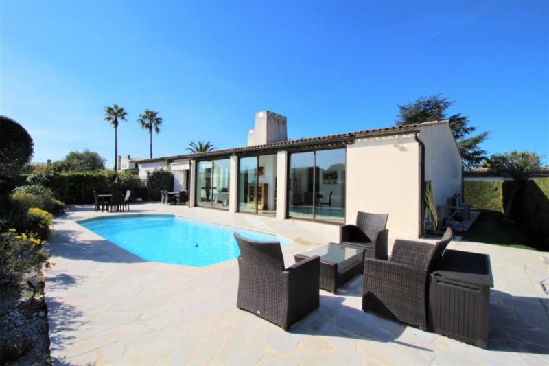 Vente de prestige maison / villa Villeneuve loubet 930000€ - Photo 2