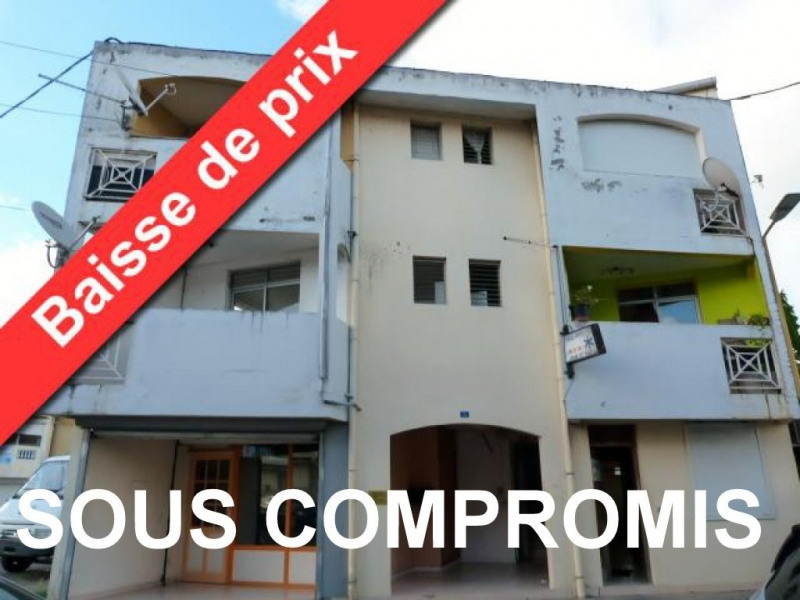 Produit d'investissement appartement Riviere salee 49 000€ - Photo 1