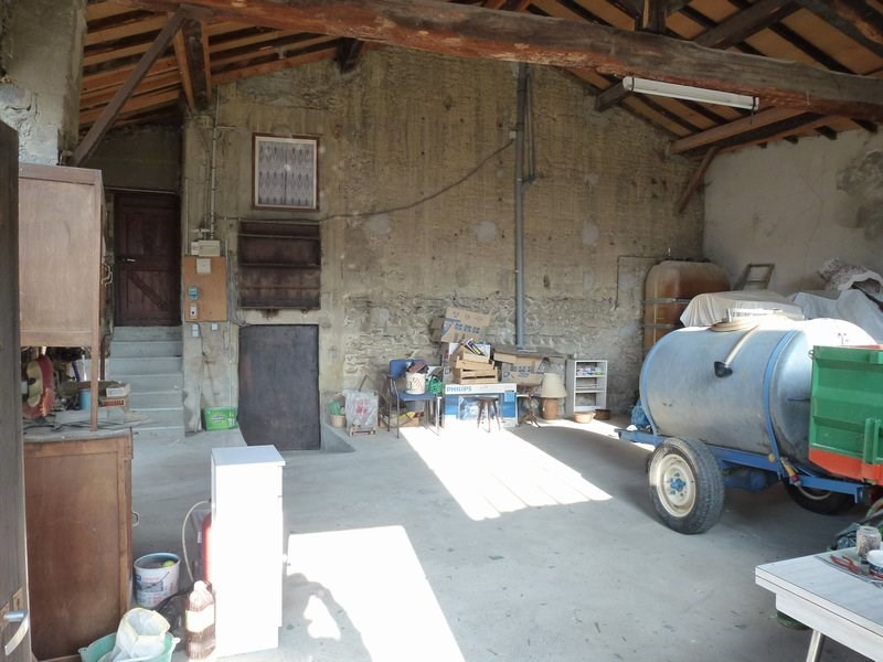 Sale house / villa St christophe et le laris 129000€ - Picture 5