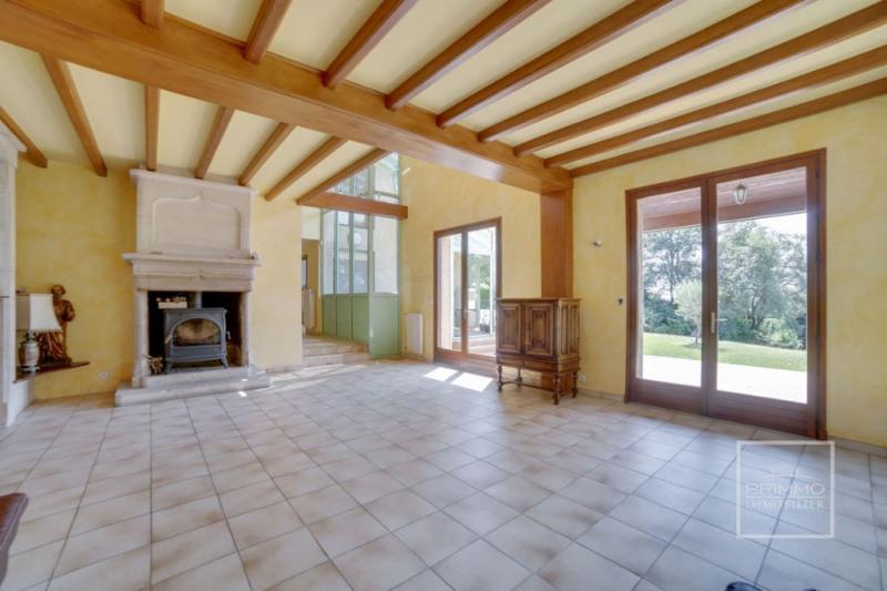 Deluxe sale house / villa Limonest 995000€ - Picture 9