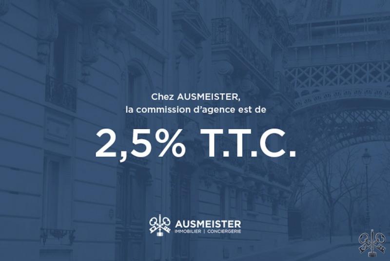 Sale apartment Paris 15ème 487000€ - Picture 2