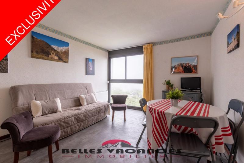Sale apartment Saint-lary-soulan 55000€ - Picture 1