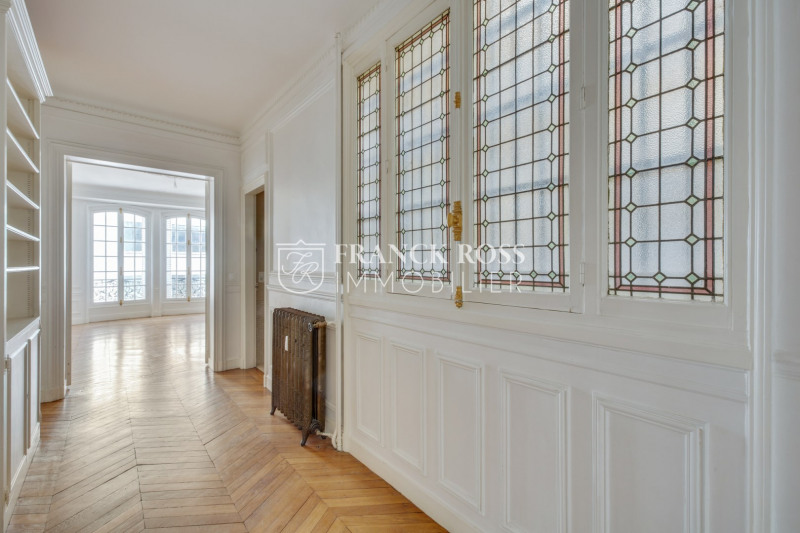 Rental apartment Paris 7ème 4 200€ CC - Picture 5