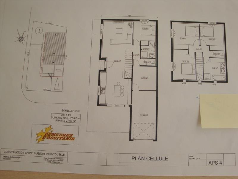 Rental house / villa Elne 1012€ CC - Picture 4